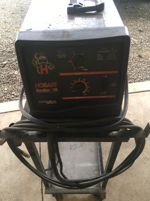 Hobart welder for Sale in Creswell, OR