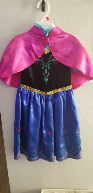 Frozen Anna Costume for Sale in Magna, UT