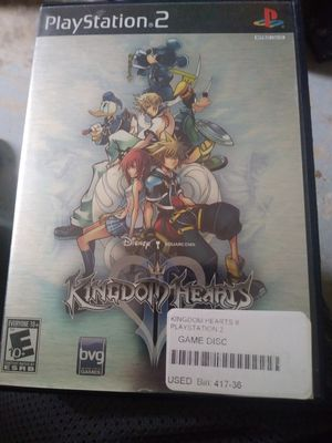 Ps2 Kingdom Hearts for Sale in Richland Hills, TX