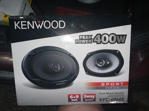 Kenwood Car Speakers for Sale in San Antonio, TX