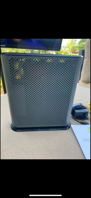 Motorola Modem/Router for sale for Sale in Hillsboro, OR