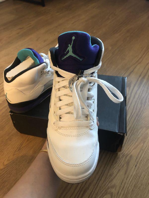 Grapes 🍇 5.5 Y Jordan's