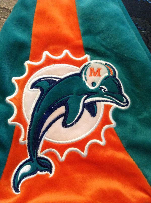 Dolphins Christmas hat and sock $30.00 both today