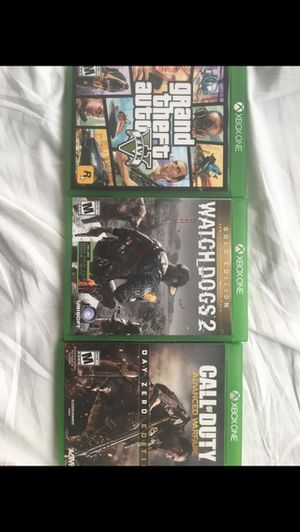 Xbox 1 Games for Sale in North Bethesda, MD
