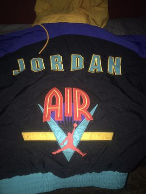 Retro Air Jordan windbreaker for Sale in Orlando, FL