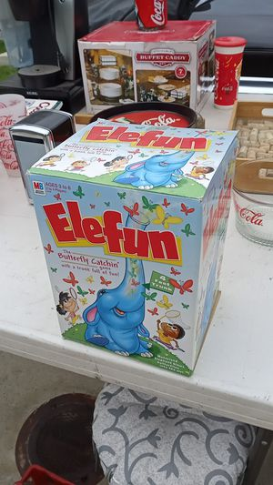 Elefun kids game for Sale in Chino Hills, CA