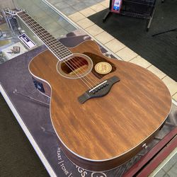 Ibanez AC340CE-OPN Open Pore Natural Grand Concert Cut-Away Acoustic Electric Guitar NEW! for Sale in Chandler,  AZ