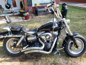 08 harley Davidson fat bob for Sale in Quitman, TX