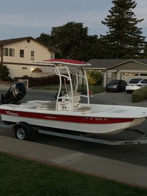 Boat 19ft Mako for Sale in Fremont, CA