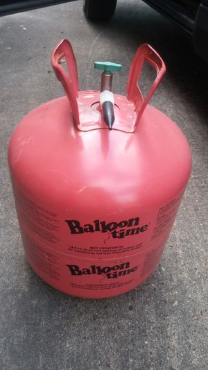 Large Empty Helium Tank for Sale in Houston, TX