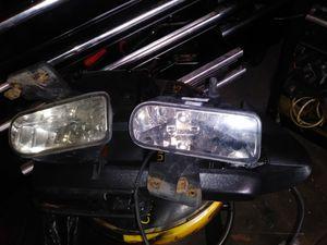 Gmc sierra fog lights for Sale in El Monte, CA