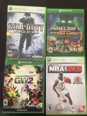 Xbox games for Sale in Toms River, NJ