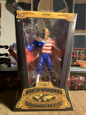 Legendary sting action figure for Sale in Las Vegas, NV