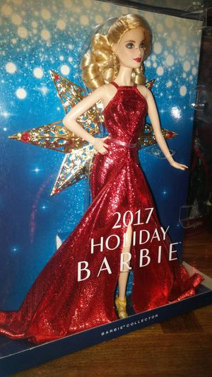 2017 Holiday Barbie for Sale in Pataskala, OH