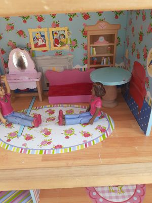 Doll play house for Sale in Sacramento, CA