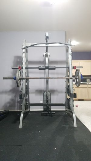 ParaBody Smith Machine plus Squat Rack, More in description for Sale in Vancouver, WA