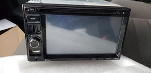 Double din car radio touchscreen for Sale in Aventura, FL