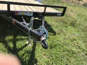 Pj trailer 18ft for Sale in Sunnyside, WA
