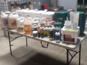 Grow Equipment , all nutrients and chemicals for Sale in Sacramento, CA