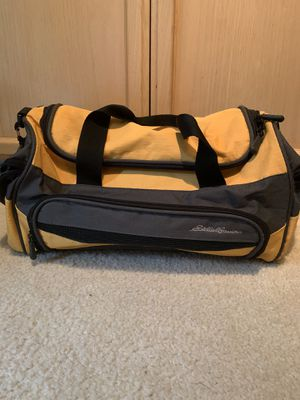 Eddie Bauer duffle bag. Fairly new. for Sale in Newcastle, WA