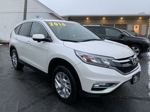 2016 Honda CRV EXL. for Sale in Milford, MA