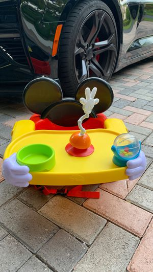 Mickey Mouse height chair for Sale in West Palm Beach, FL