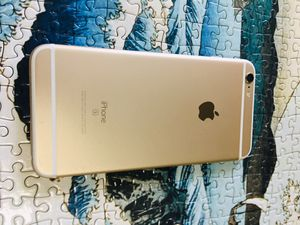 16gb iPhone 6s Plus T-Mobile gold for Sale in Creedmoor, TX