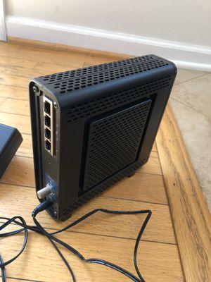 arris (motorola) surfboard sbg6580 modem for Sale in Perry Hall, MD