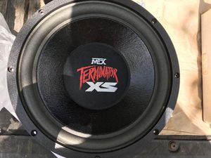 """MTX Terminator 10"""" subwoofer for Sale in Silver Spring, MD"""