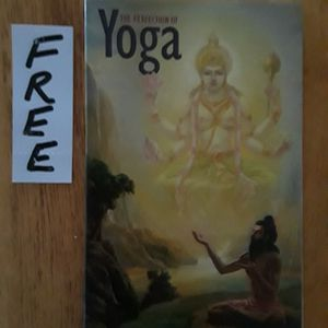 FREE (Not$5.) Yoga Book for Sale in Dallas, TX