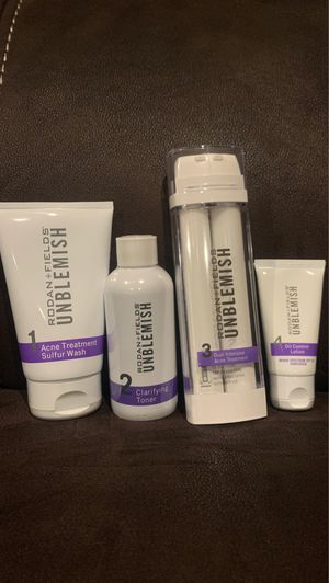 Rodan and Fields Unblemish Regimen for Acne for Sale in Montclair, CA
