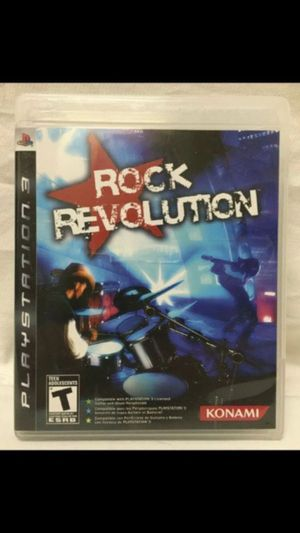 Rock Revolution PS3 Game for Sale in New York, NY