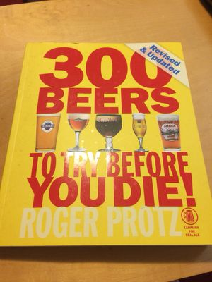 300 Beers to try before you Die! Book. Feel free to make offer. for Sale in Silver Spring, MD