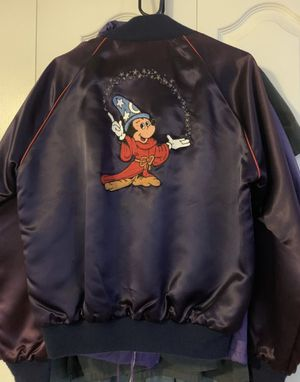 Fantasia Disney satin jacket for Sale in Phoenix, AZ