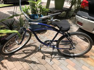 "Men's 26"" Schwinn Jaguar 7-speed Beach Cruiser Bike for Sale in Homestead, FL"