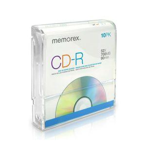 Memorex CD-R (10 Pack) for Sale in Evansville, IN