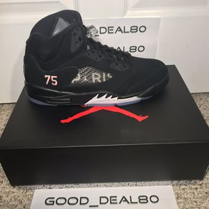 Nike Air Jordan 5 Retro (PSG) Size 11.5 New with Box and Receipt for Sale in Germantown, MD