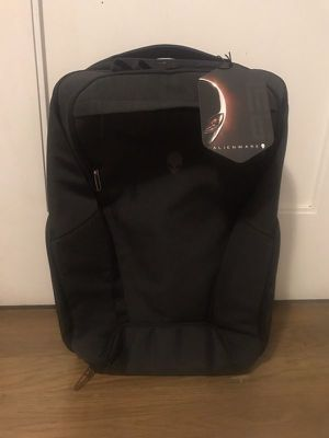 Alienware Area-51 Elite Laptop carrying backpack 17.3 inch for Sale in Queens, NY