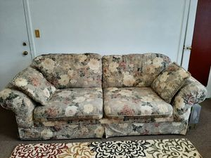 MOVING SALE - SOFAS - TABLES - BED FRAME for Sale in Norwalk, CT