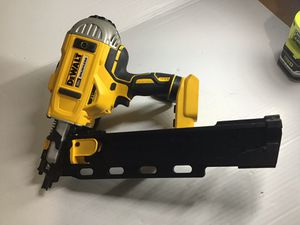 20-Volt MAX 21-Degree Cordless Framing Nailer (Tool Only for Sale in Anaheim, CA