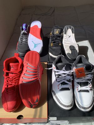 Jordan 12 | Jordan 4 | Jordan 3 | Jordan 5 | Bulk sale for Sale in Oakland, CA