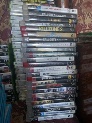 Playstation 3 games for Sale in Redwood City, CA
