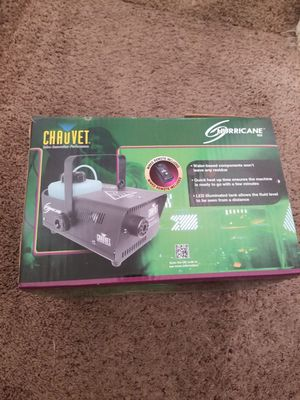 Fog machine, open package never used. for Sale in Tijuana, MX