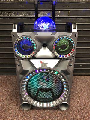 Bluetooth speaker 🔊 karaoke 🎤 for Sale in Greenbelt, MD