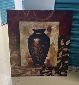 Medium Sized Vase Painting for Sale in Pembroke Pines, FL
