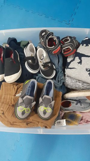 Baby Clothes 18m-3t for Sale in Escondido, CA