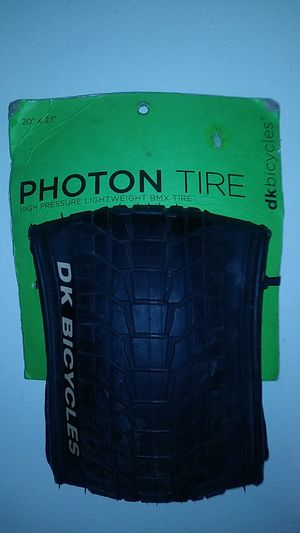 New DK Photon Tire 20x 2.1 inch for Sale in Pharr, TX