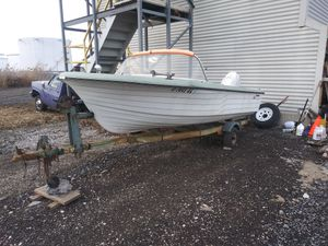 1966 Montgomery Ward Runabout boat for Sale in Frankfort, IL