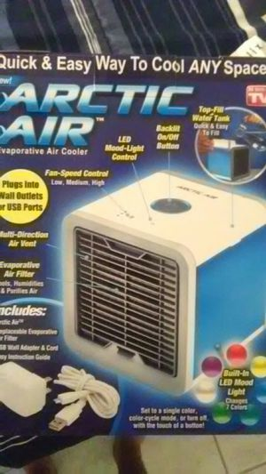 Arctic Air Air Cooler for Sale in West Palm Beach, FL