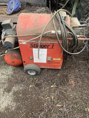 Hot pressure washer for Sale in Tracy, CA